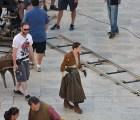"""Checa estas imágenes del rodaje de la quinta temporada de """"Game of Thrones"""""""