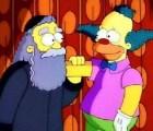 Y el personaje que murió en el inicio de la nueva temporada de Los Simpson fue...