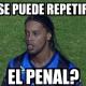 Estos son los memes del penal fallado de Ronaldinho en su debut con Querétaro