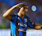 Las canciones que escucha Ronaldinho antes de jugar un partido