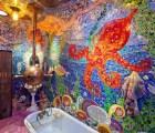 Los retretes también pueden ser hermosos: 14 salas de baño increíbles