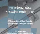 Ya empezó la IV edición de Telecápita: el evento de arte y crítica que necesitábamos