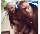 James Franco y Seth Rogen juntos y...desnudos?!