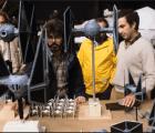 Galería: 50 fotografías del detrás de cámaras de Star Wars