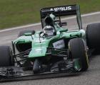 Caterham no correrá las próximas dos carreras en búsqueda de comprador