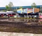 Lluvia, caos y destrucción: Así fue el primer día del Corona Capital 2014