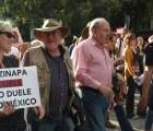 Galería: Marchas en el mundo #AyotzinapaSomosTodos