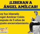 Sale libre #AngelAmilcar, migrante hondureño discriminado por autoridades mexicanas