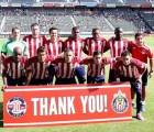 """""""Thank you, fans. Gracias, afición"""": así se despide Chivas USA de la MLS"""