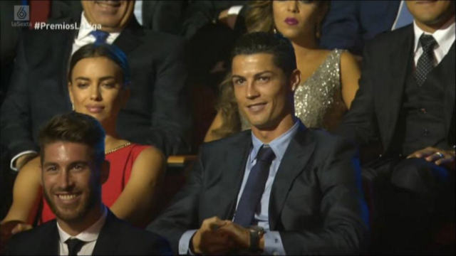La broma a Cristiano Ronaldo que no le gustó a su novia