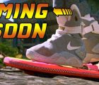 La hoverboard de Volver al Futuro ¿una realidad?