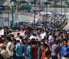 Osorio Chong recibirá a normalistas que piden por sus compañeros de Ayotzinapa