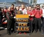 Marussia niega haber dado órdenes de ir más rapido a Jules Bianchi