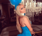 Paris Hilton y sus disfraces pal' Halloween