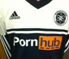 Expulsan a equipo de su liga por tener de patrocinador a Pornhub