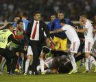 Ya hay castigo por los incidentes vividos en el Serbia vs Albania