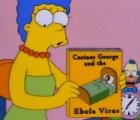Cuando Los Simpson predijeron el regreso del ébola