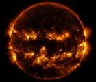 Y en la imagen del día... El Sol-Calabaza