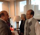 Padre Solalinde se reunió con Murillo Karam