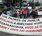 Peña Nieto se reune con padres de normalistas desaparecidos de #Ayotzinapa