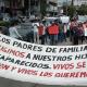 """""""El Estado busca criminalizar a los normalistas"""": estudiantes y padres de desaparecidos"""