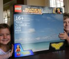 Nerdgasmo: el avión invisible de Wonder Woman en LEGO