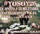 """""""Que protesten militares por el caso Tlatlaya es un delito"""": General Luis G. Magaña"""