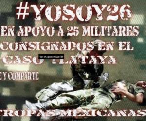 #yosoy26 tlatlaya