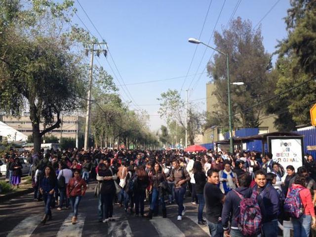 » Amenaza de bomba en la UAM Xochimilco