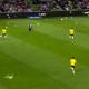 Video: Gaviotas invaden campo de futbol en Australia