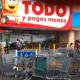 Encapuchados secuestran Walmart de Tlahuac