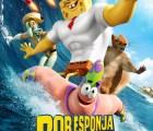 Chequen los nuevos pósters de la película de Bob Esponja