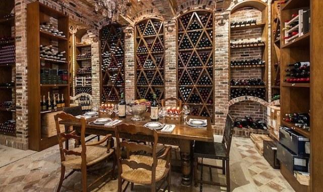 Sta es la casa m s cara del mundo - Cavas de vino para casa ...