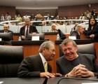 Y en la imagen del día... Chabelo en el Senado