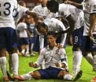 Mira el gol de Cristiano para ser el máximo goleador de la Euro