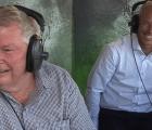 Video: El cronista de cricket con la peor suerte en el mundo