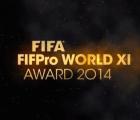 15 mediocampistas nominados al FIFPro World XI 2014