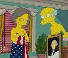 """Jane Fonda tuvo un romance con el Sr. Burns en """"Los Simpson"""""""