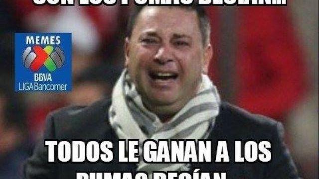 Acá van los memes del Pumas 1-0 América