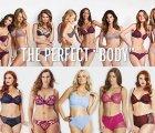 Mujeres reales vs. Los cuerpos perfectos de Victoria's Secret