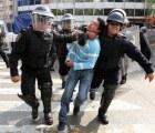 Golpean, amenazan y asfixian…estos son los policías capitalinos