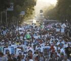 Marchas y bloqueo pacífico del AICM para este 20 de noviembre