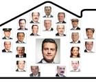 """Todos los miembros del gabinete tienen sus """"Casas Blancas"""""""