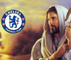 ¿Jesucristo también es jugador del Chelsea?