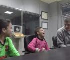 La sorpresiva broma de Iker Casillas a unos niños que quieren ser porteros