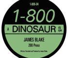 """Escucha completo el nuevo EP de James Blake: """"200 Press"""""""