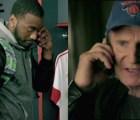 Liam Neeson quiere que veas el Wizards-Knicks esta Navidad