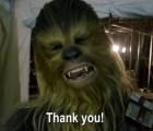 El elenco de Star Wars agradece por el apoyo