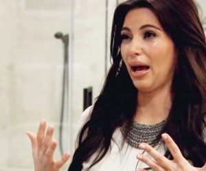 Y en la imagen del día... El peludo de Kim Kardashian