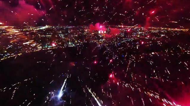 Los videos de drones que cambiaron la perspectiva de 2014